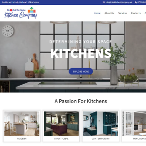 Heart Of The Home Kitchen Company